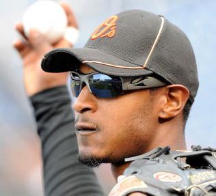 Adam Jones glasses, Kaenon Hard Kores, Outfielder baseball glasses, Orioles Baseball, Sunglasses, baseball sunglasses, MLB sunglasses