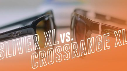 Oakley Sliver XL vs CrossRange XL