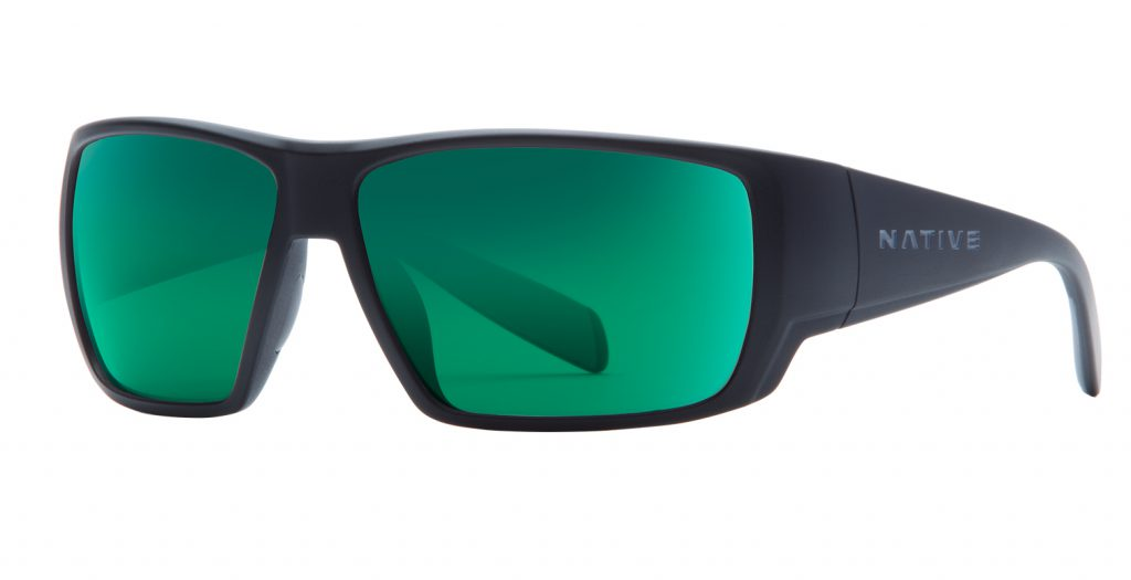 Native Sightcaster Blk:Green Reflex