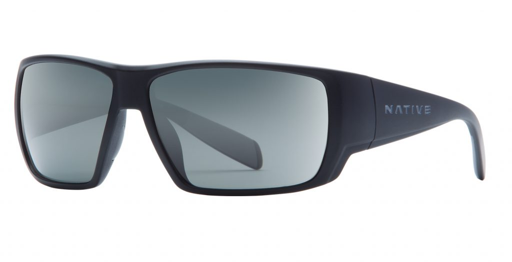 Native Sightcaster Matte Blk:Gray