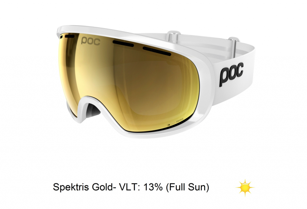 POC Spektris Gold Lens