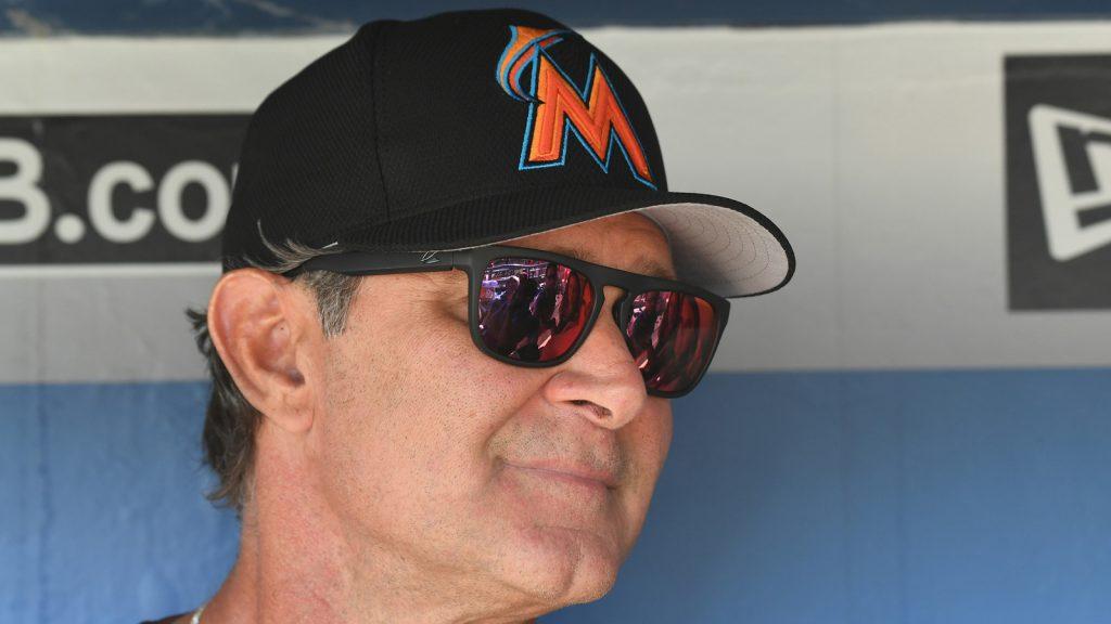 Don Mattingly with Karnon Leadbetter Sunglasses