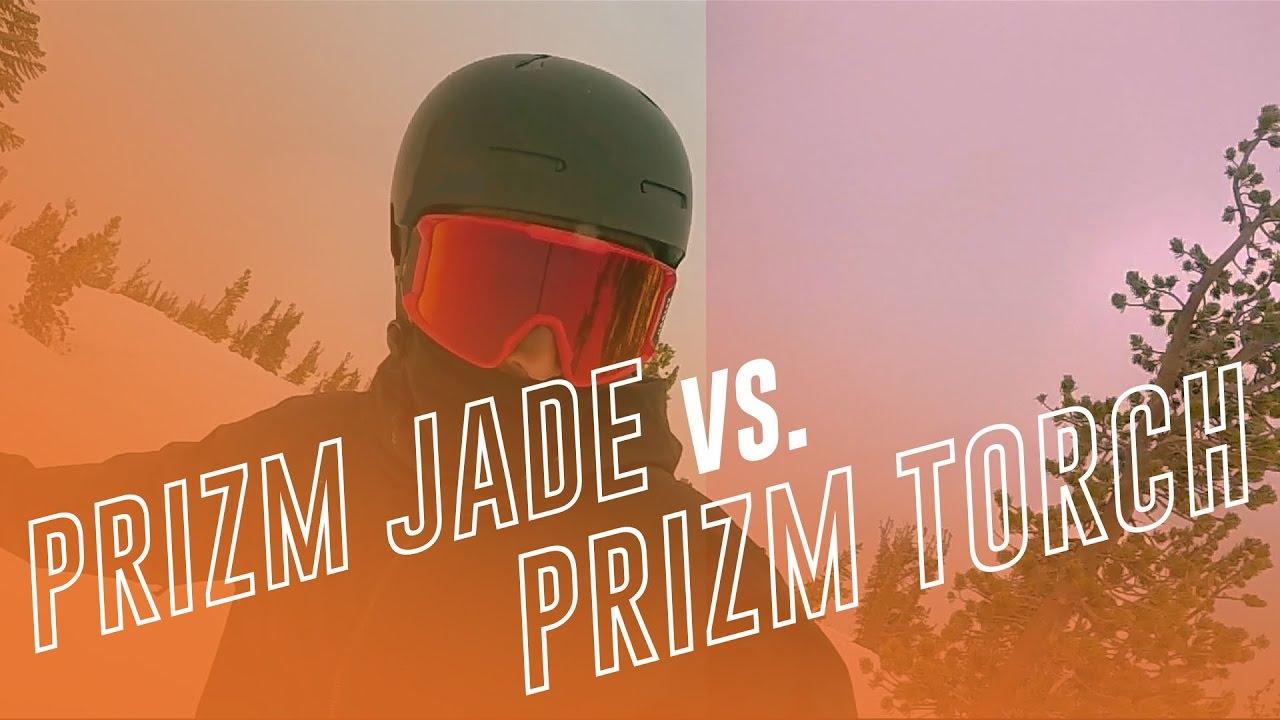 Oakley PRIZM Goggles | Jade vs Torch