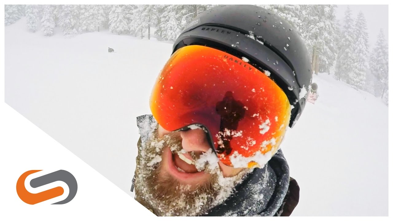 Oakley PRIZM Torch Iridium | Snow Goggles on Fire!