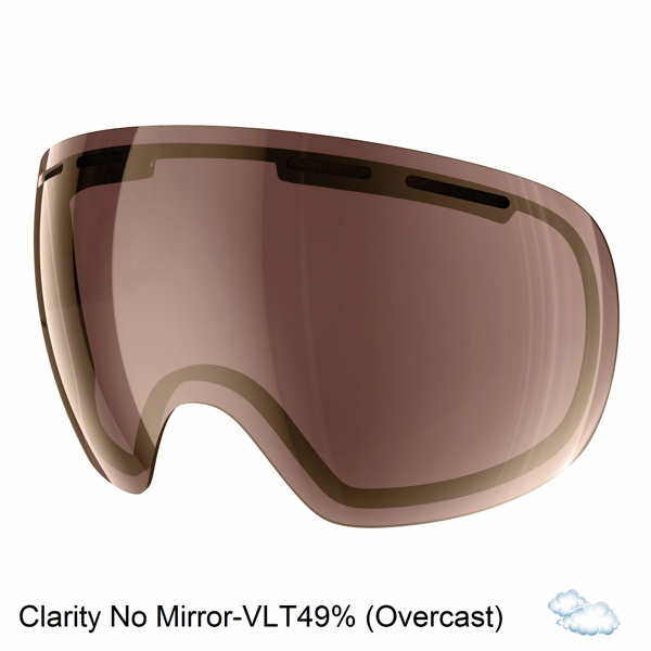 Poc Clarity No Mirror Snow goggle lens