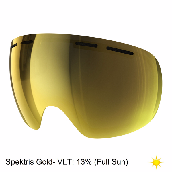 Poc spektris gold snow goggle lens, POC Clarity Lens Review
