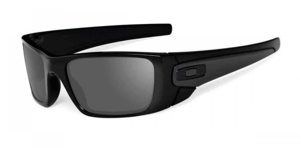Oakley Fuell Cell Black Sunglasses SportRx