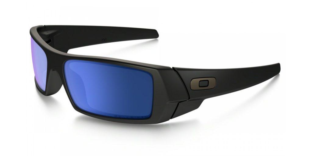 Oakley Gascan Matte Black Sunglasses Sportrx