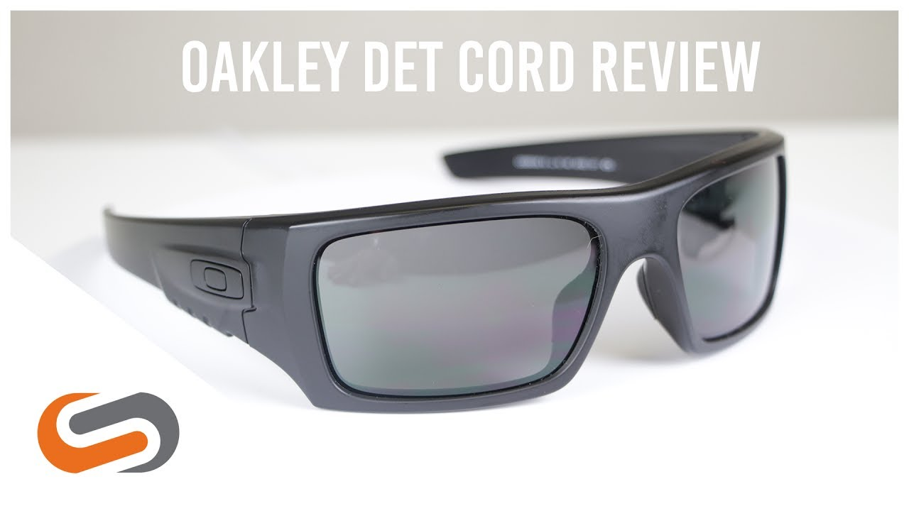 Oakley Det Cord Review | ANSI Rated Sunglasses