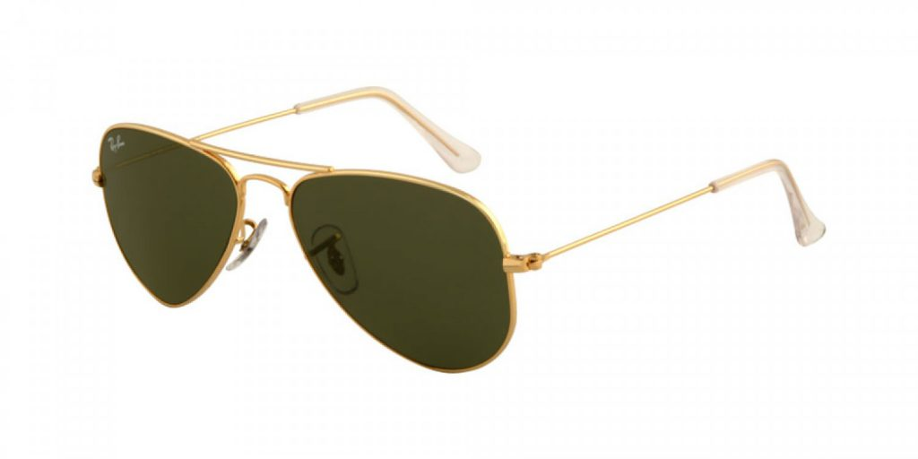 Ray-Ban RB3044 Small Aviator in Arista