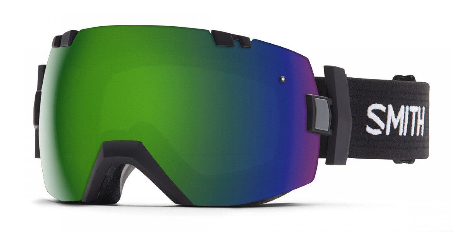 Smith IOX chromapop snow goggles