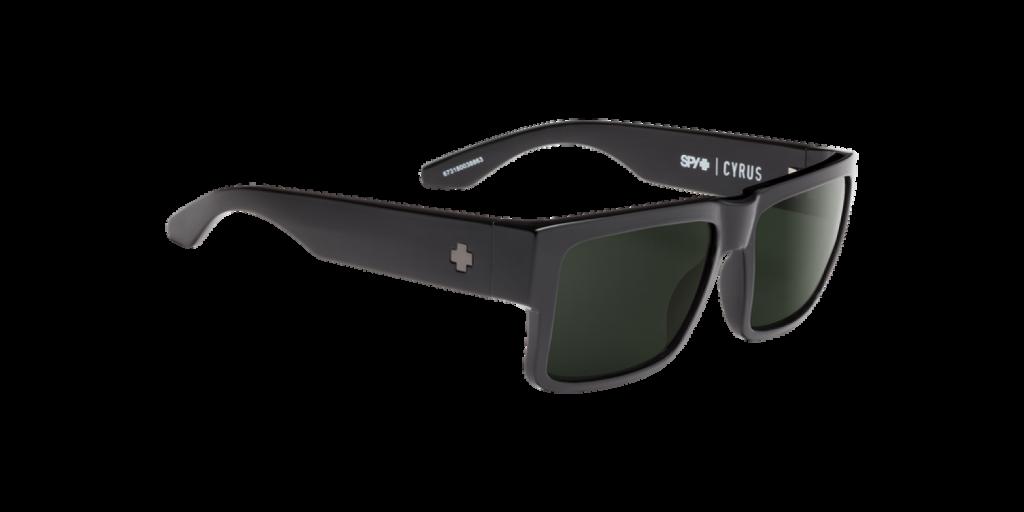 fc159a8900 SPY optics cyrus prescription sunglasses Spy Cyrus in Matte black ...