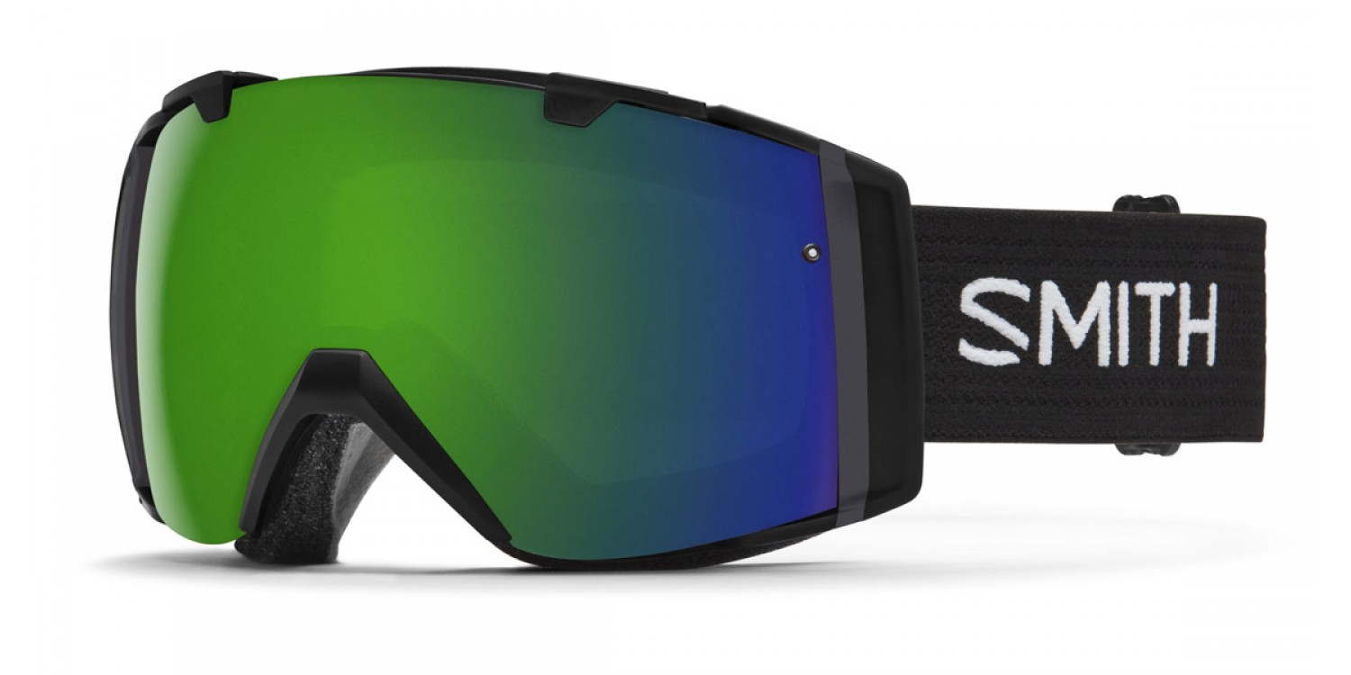 Smith IO prescription snow goggles Smith IO prescription snow goggles