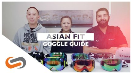 What are Asian Fit Snow Goggles?