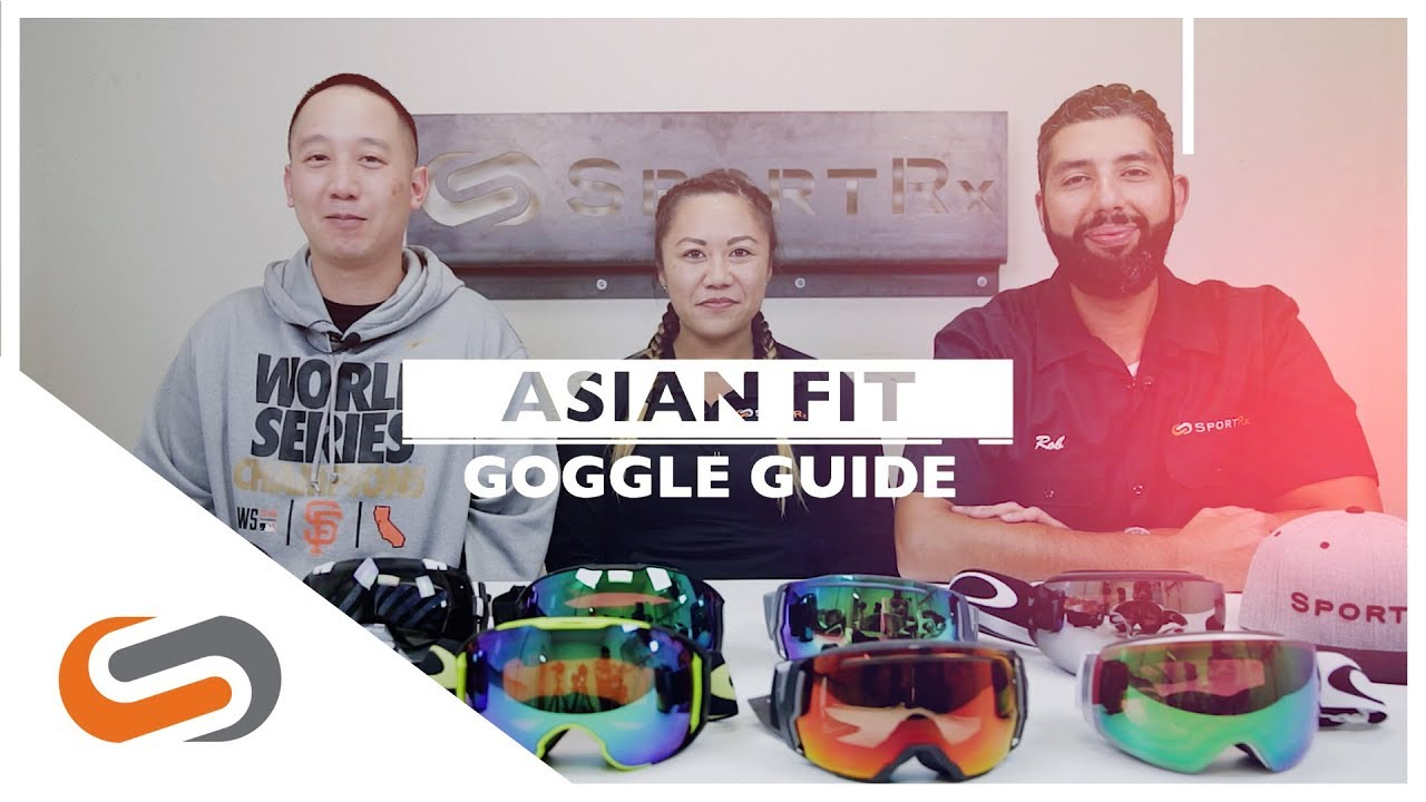 e0111366e0 What are Asian Fit Snow Goggles? | SportRx