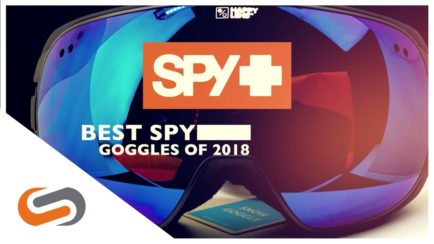 Best Spy Goggles 2018 | Ski & Snow Goggles