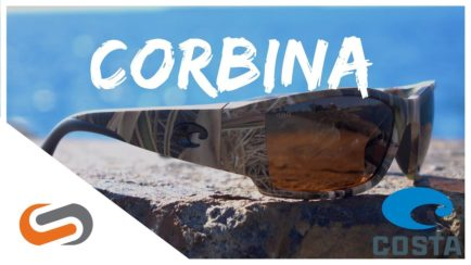 Costa Corbina Sunglasses Review | Costa Fishing Sunglasses