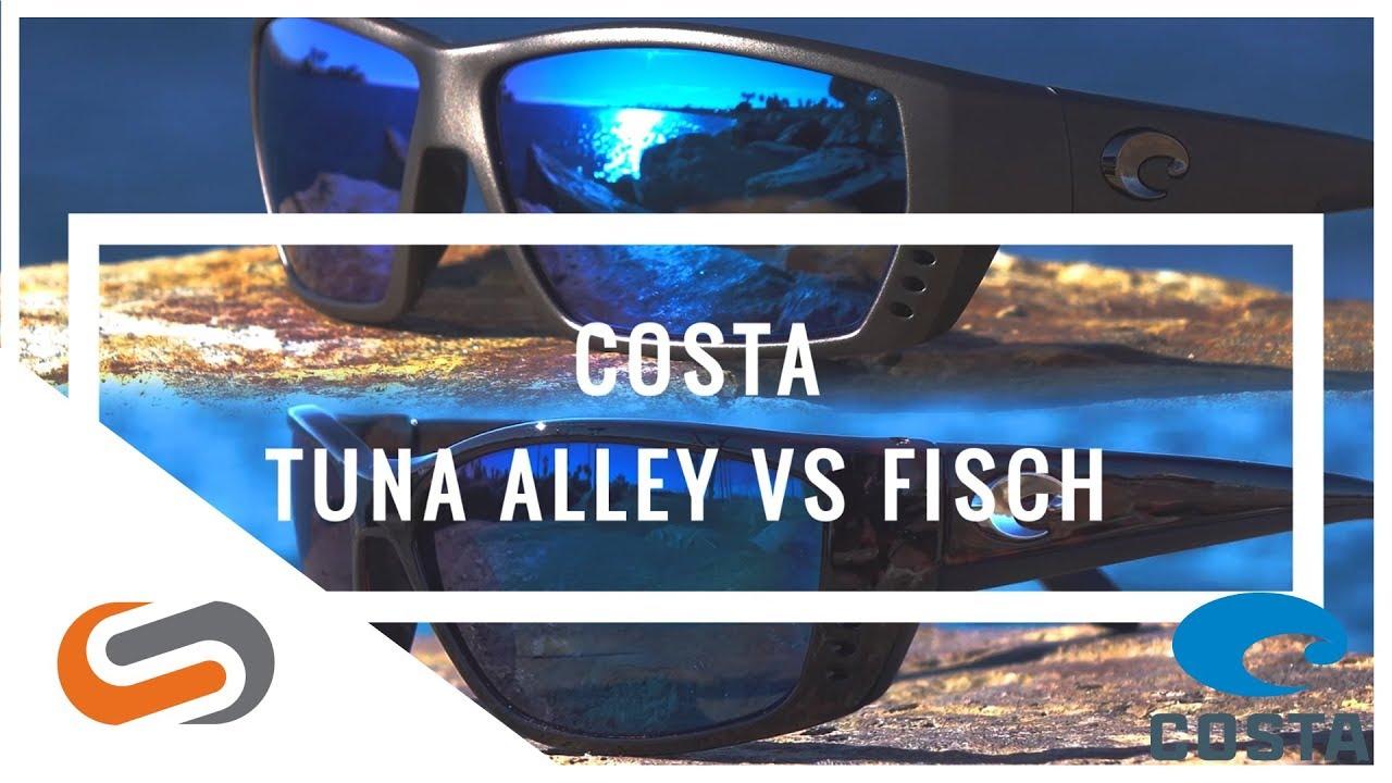 Costa Fisch vs Costa Tuna Alley | SportRx