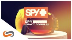 SPY Legacy Goggles Unboxing & Review | Ski & Snow Goggles | SportRx