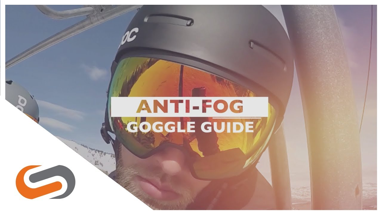 How to Keep Your Goggles from Fogging | How-To Guides