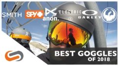 Best Ski and Snowboarding Goggles 2018 | SportRx
