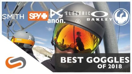 Best Ski and Snowboarding Goggles 2018   SportRx