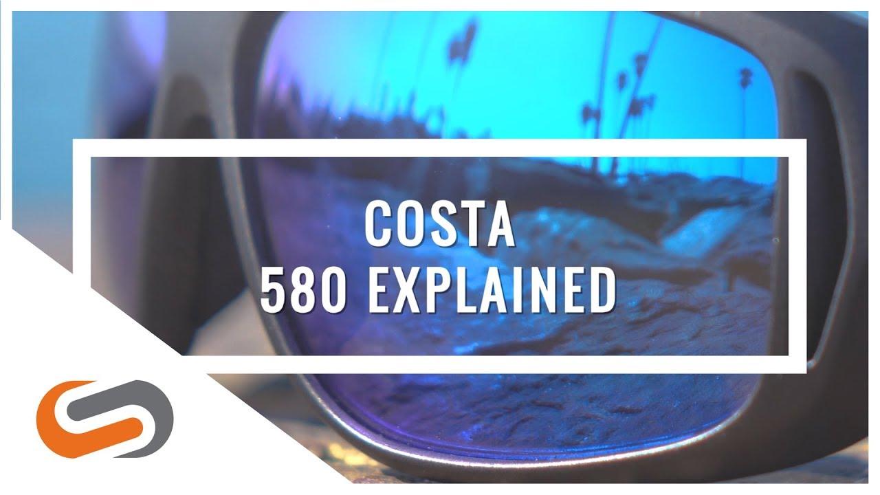 Costa 580 Lens Explained | Eye-Tech Talk