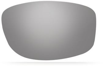 Gray Silver Mirror Lens, Costa Fishing sunglass Lens
