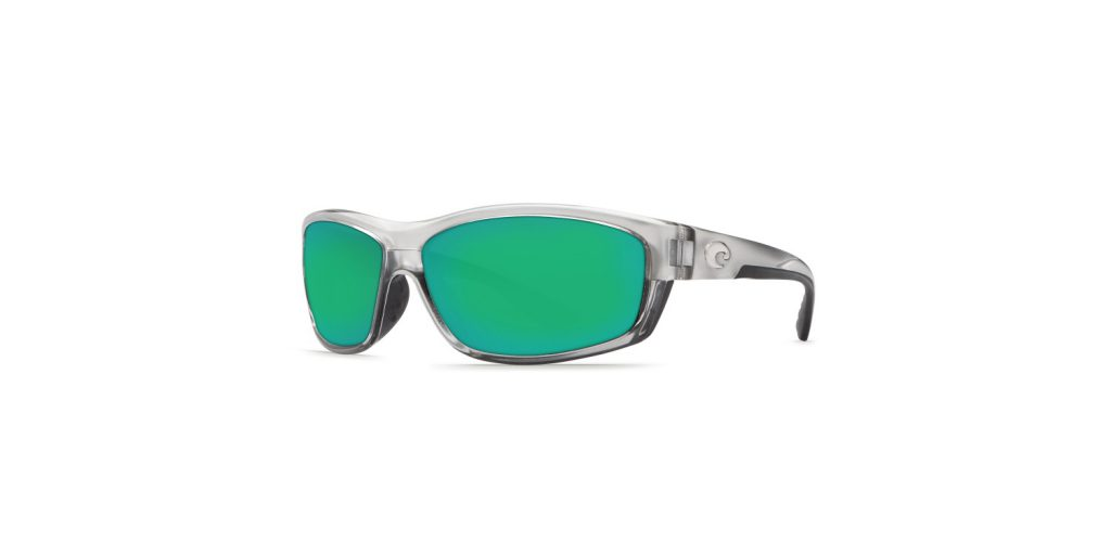 Costa Saltbreak Sunglasses with Silver Green Lens