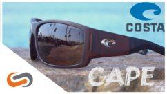 Costa Cape Sunglasses Review | Costa Sunglasses | SportRx