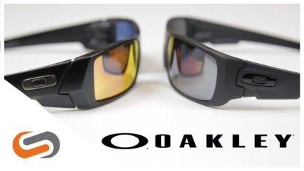 Oakley Gascan vs Oakley Crankshaft