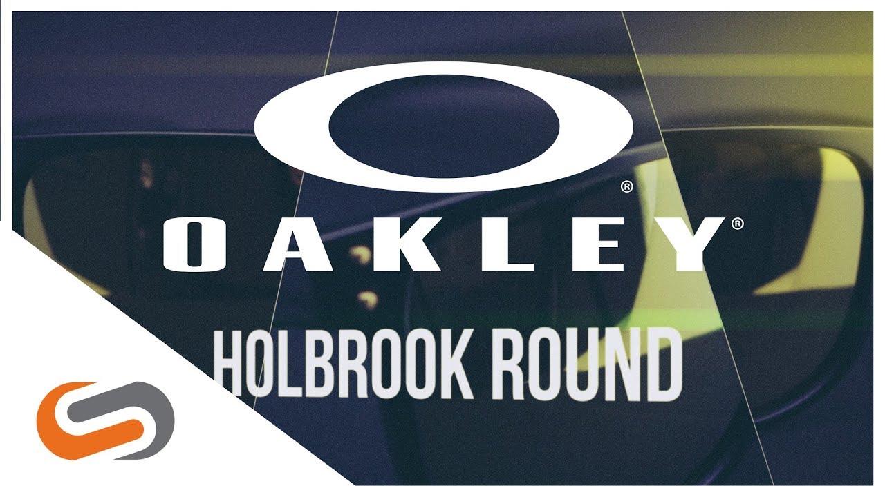 Oakley Holbrook Round