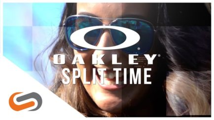 Oakley Split Time Sunglasses Review | Oakley Sunglasses | SportRx