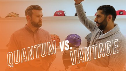 Smith Helmet Review: Quantum vs Vantage | Comparison Guide