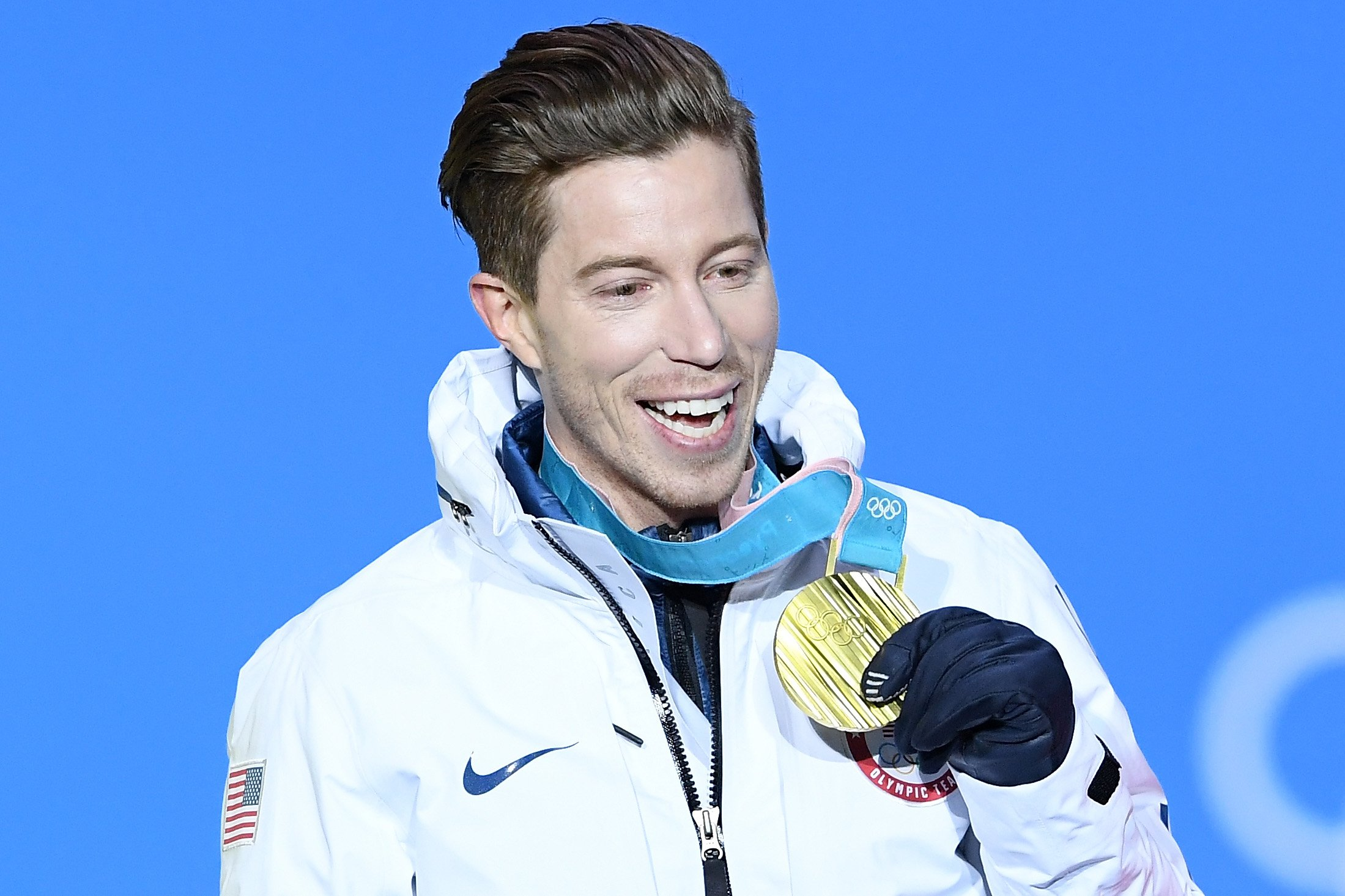 Shaun White wins Gold Medal at the 2018 Winter Olympics