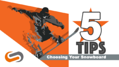How to Choose a Snowboard | Cost, Size, and Terrain Guide | SportRx