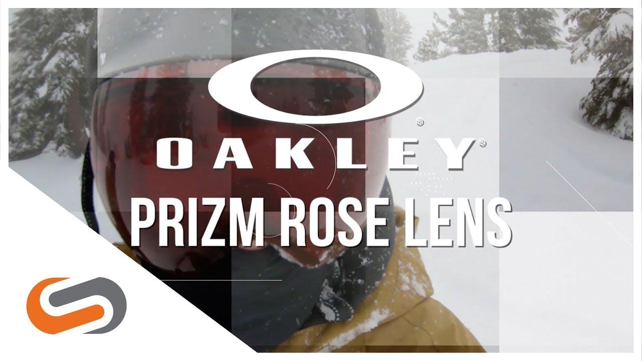 Oakley PRIZM Rose Lens Update   Oakley Snow Goggle Review   SportRx