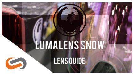 Dragon Lumalens Snow Goggle Lens Guide