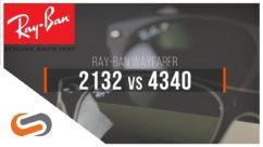 Ray-Ban New Wayfarer vs the Wayfarer Ease | SportRx