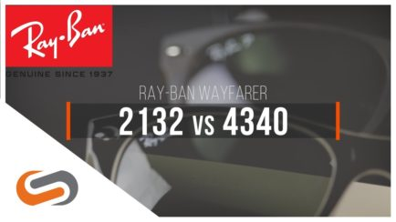 Ray-Ban New Wayfarer vs the Wayfarer Ease | SportRx