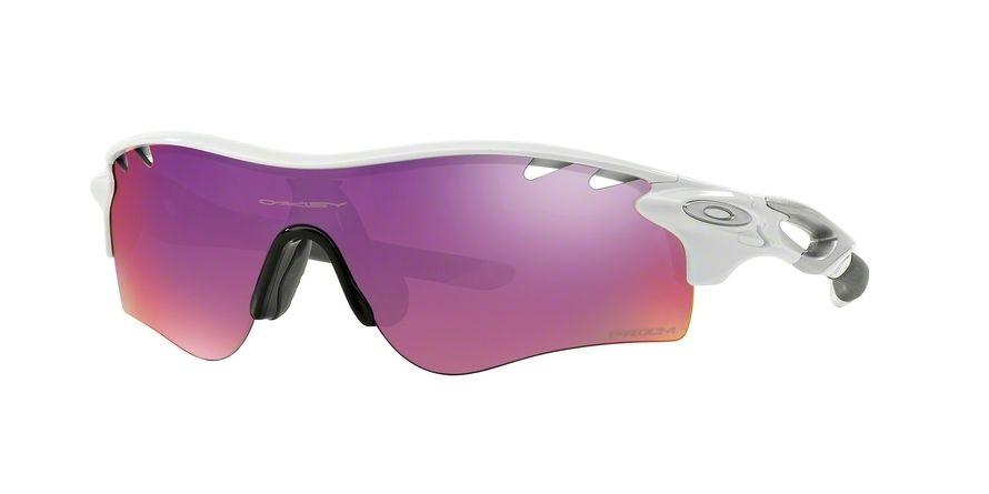 Shop Oakley Radar EV Path. Radarlock Radarlock in Polished White with PRIZM  Road a335a6cfdc48