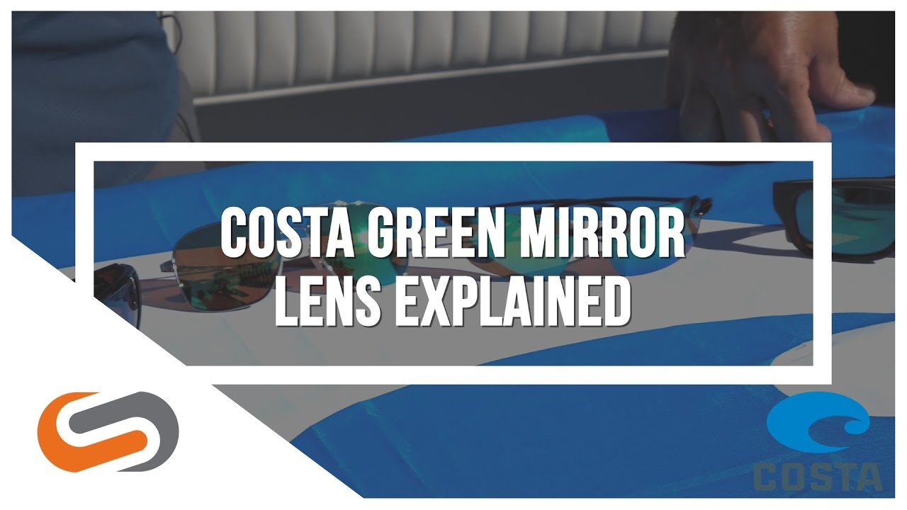 Costa Green Mirror Lens | Eye-Tech Talk