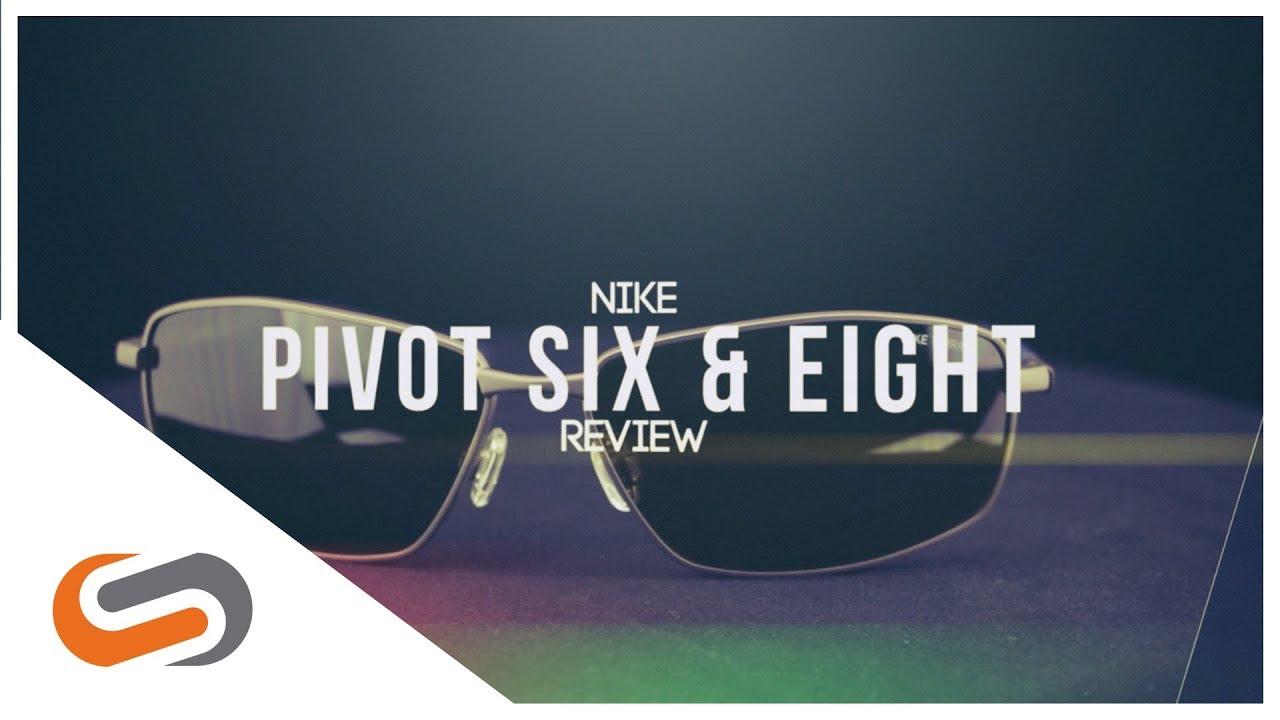 66bea3fdc0c5 Nike Pivot Six & Eight Sunglasses Review   Nike Sunglasses   SportRx