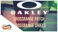 Oakley Crossrange Patch vs Crossrange Shield Sunglasses Review