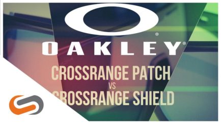 Oakley Crossrange Patch vs Crossrange Shield Sunglasses Review
