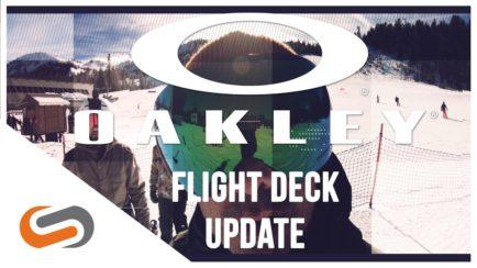 bfd5e3b397b ski goggles   snowboarding goggles. Oakley Flight Deck Goggle Update