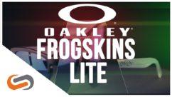 Oakley Frogskins Lite Sunglasses Review