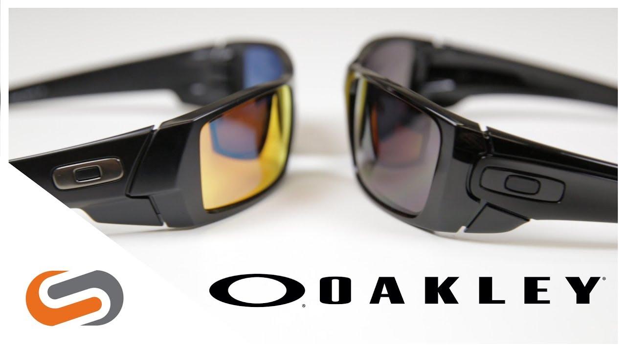Oakley Gascan vs Oakley Fuel Cell Sunglasses Review