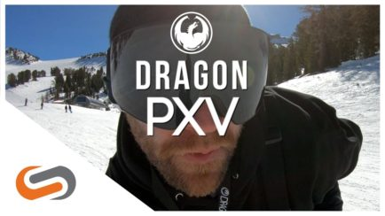 Dragon PXV Goggle Review | Dragon Snow Goggles