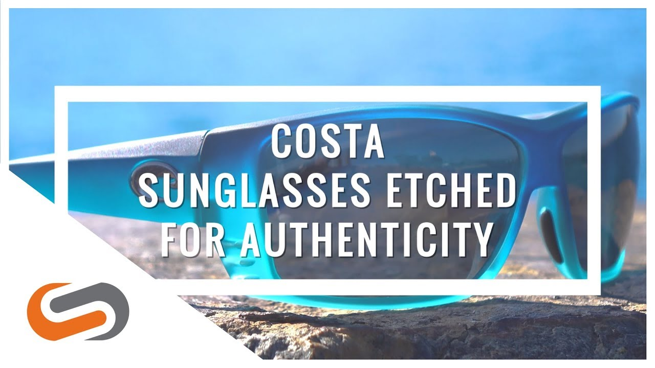 How to Tell if Your Costa Sunglasses are Real